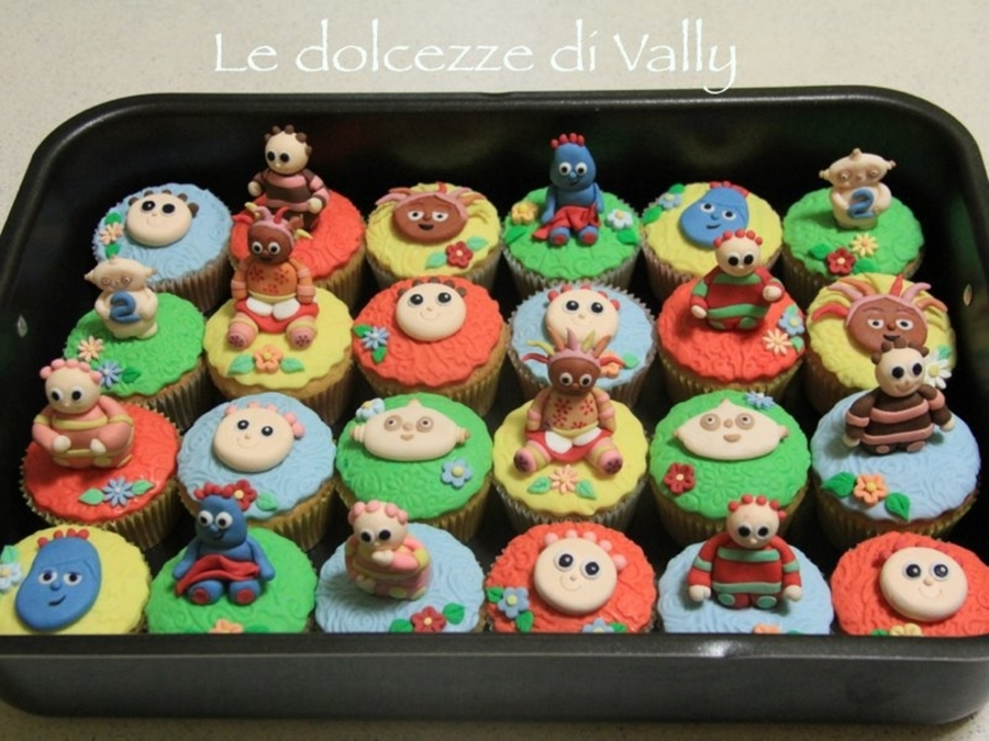 In The Night Garden Cupcakes on Cake Central