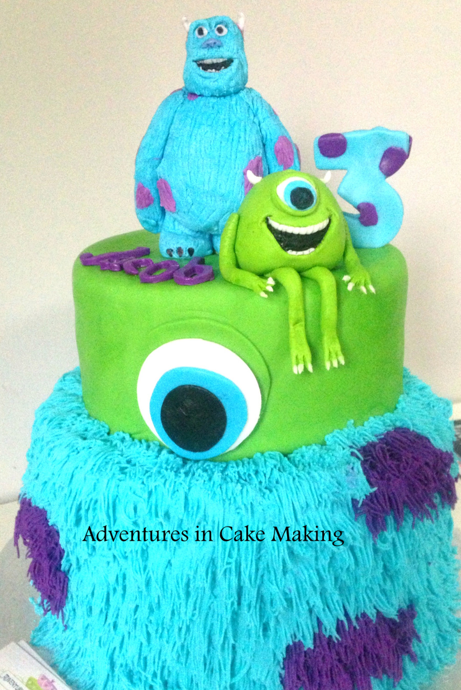 Monsters Inc Cakecentral Com
