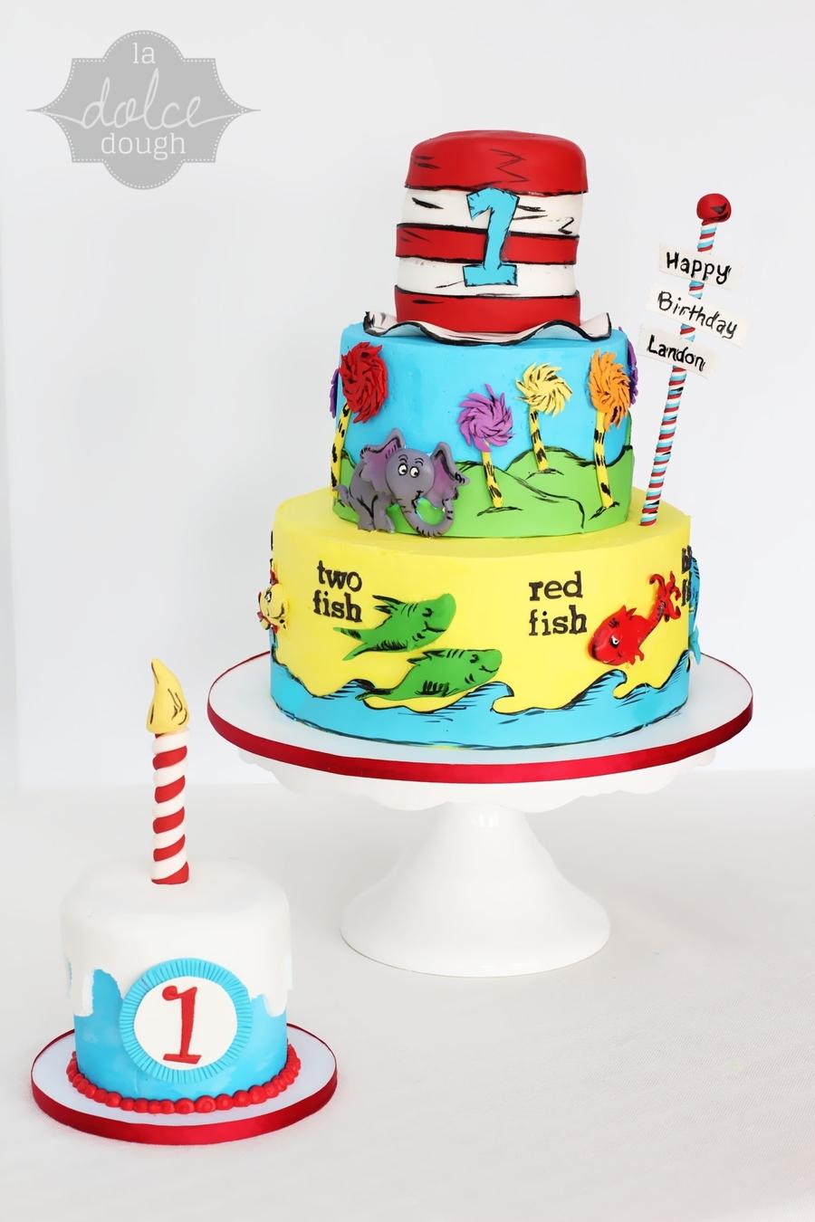 Dr Seuss Cakecentral