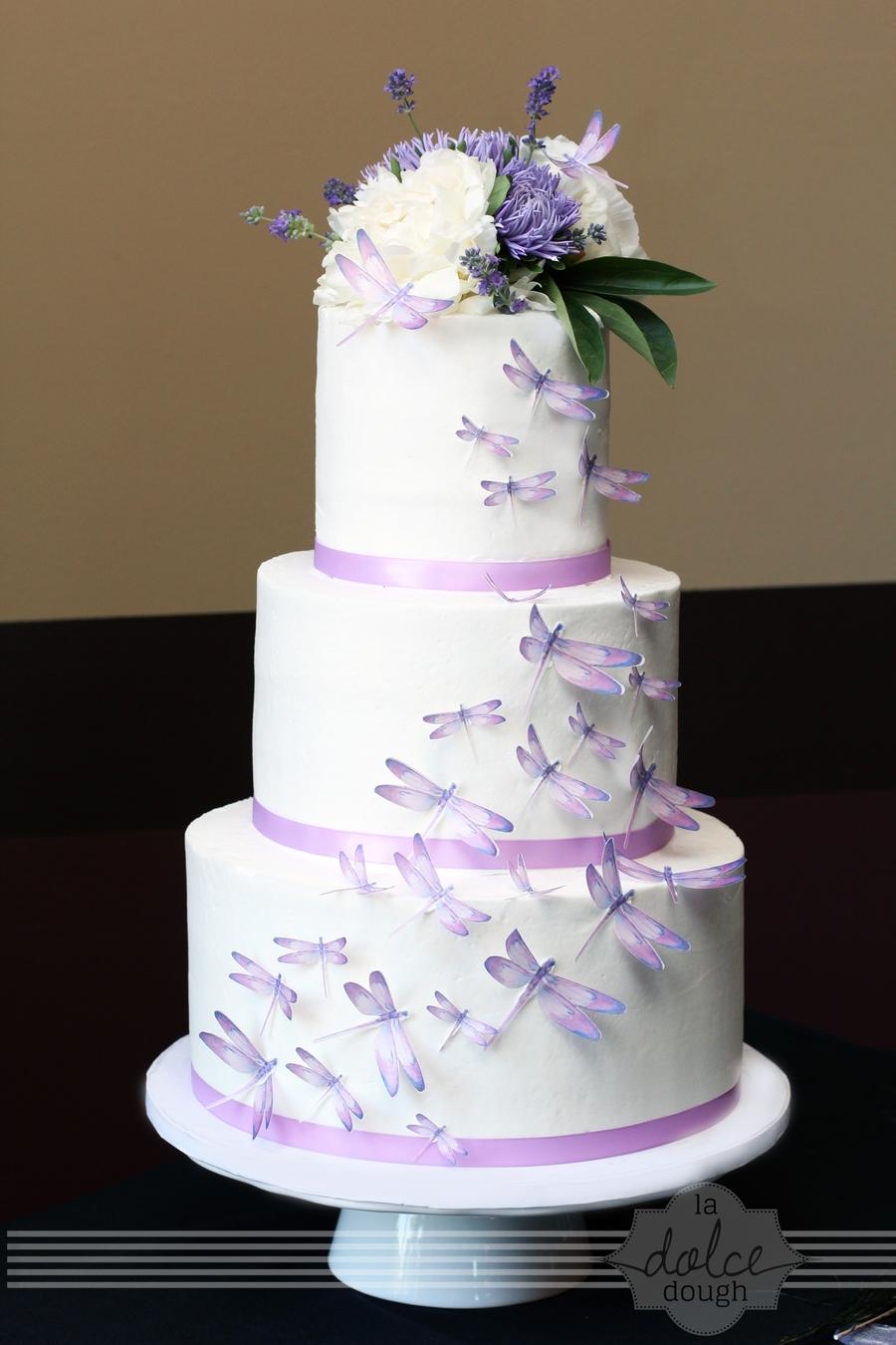 Pastel purple wedding