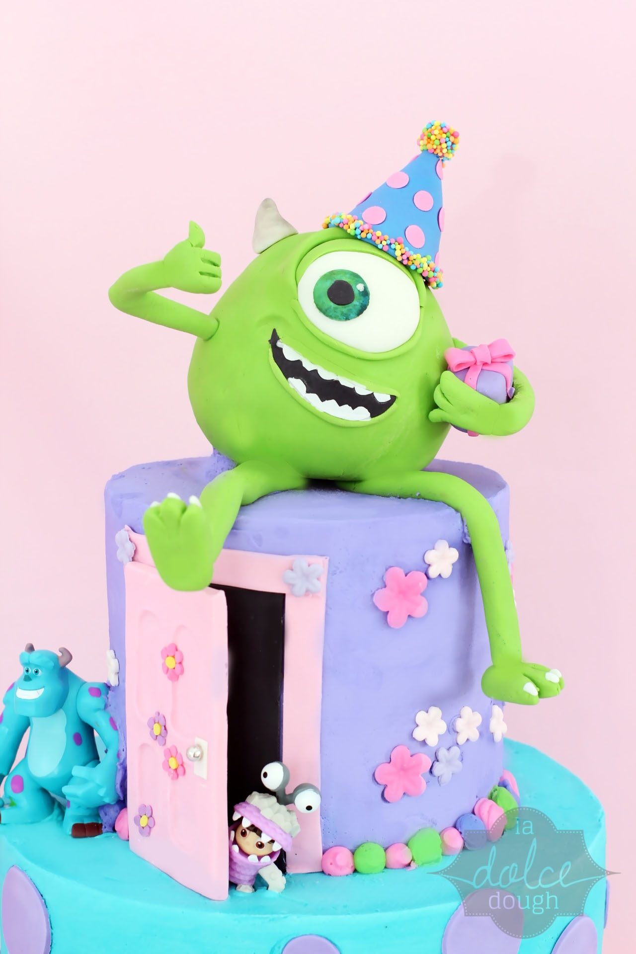 Monster S Inc Cakecentral Com