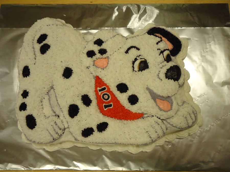 101 Dalmation on Cake Central