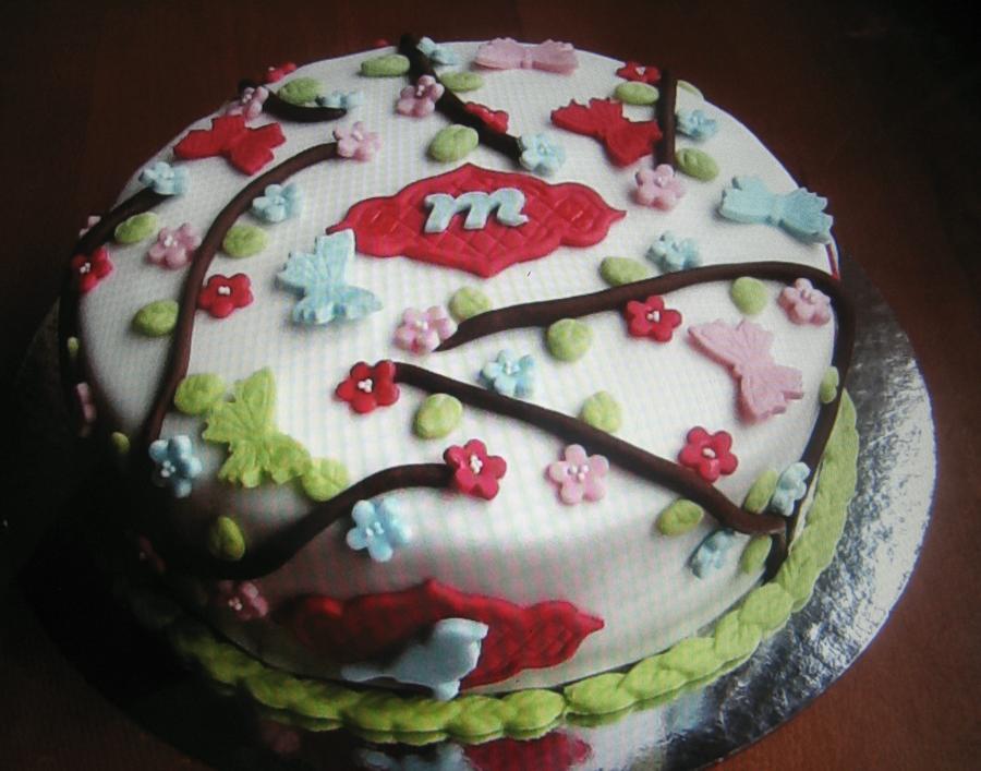 Pip Studio Style Birthday Cake on Cake Central