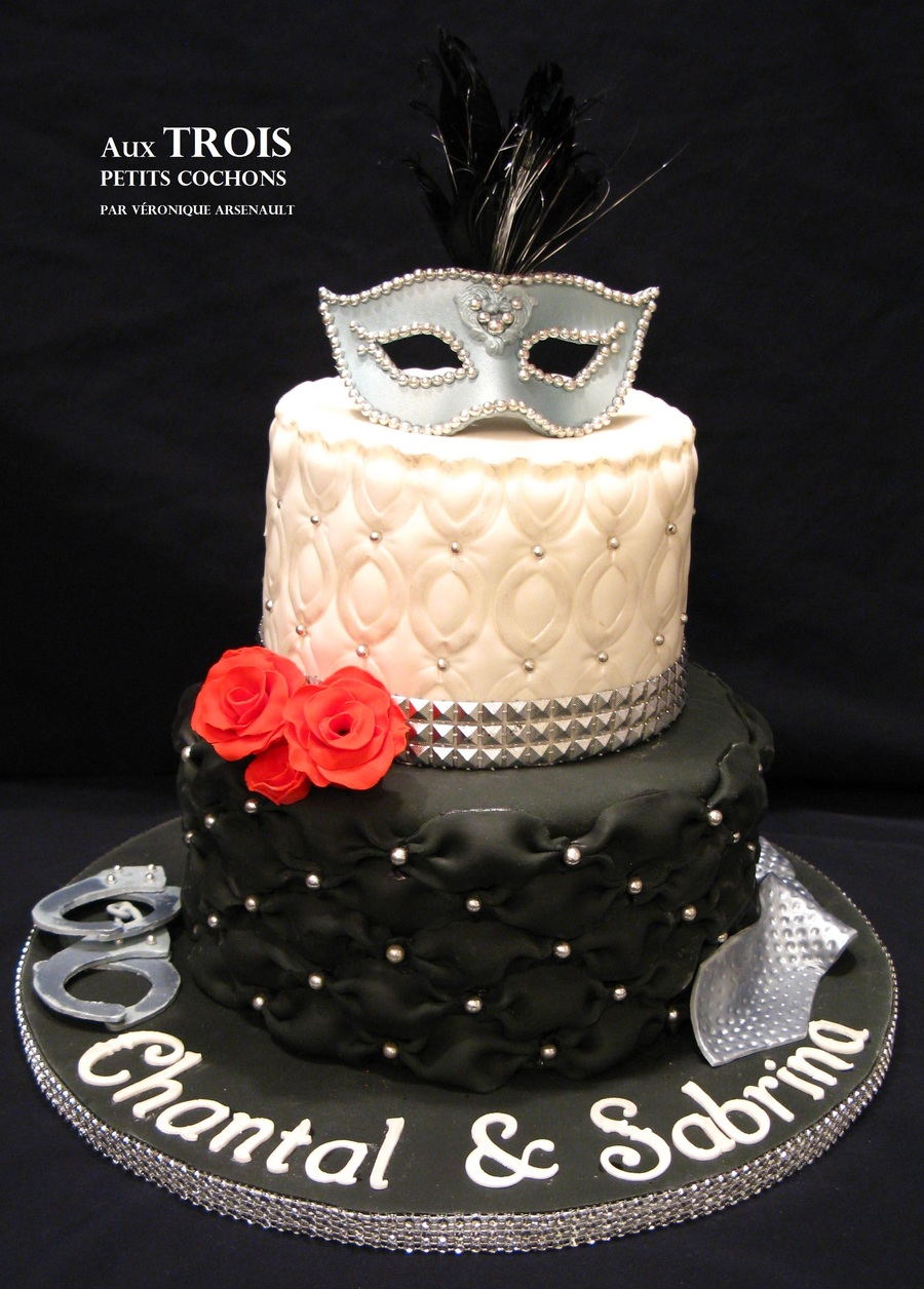 Fifty Shades Of Grey on Cake Central