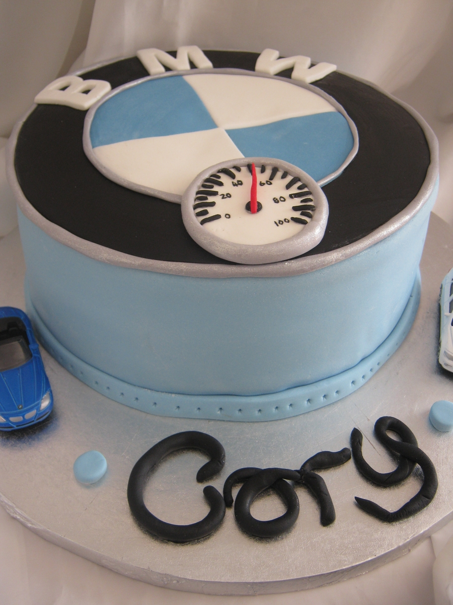 Bmw Cake on Cake Central