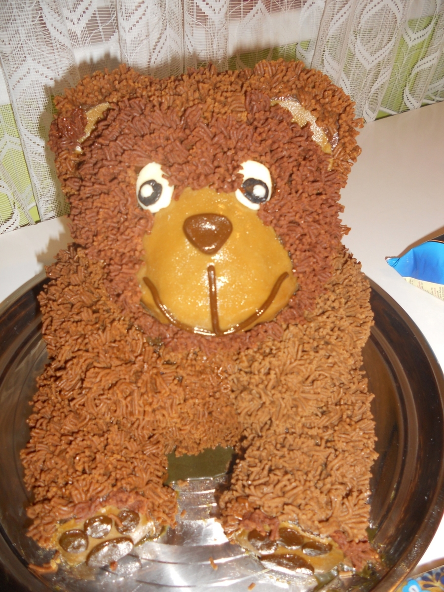 Big Bear on Cake Central