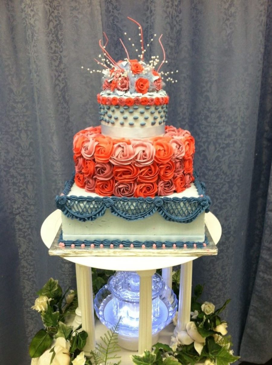 Wilton Cake Class  on Cake Central