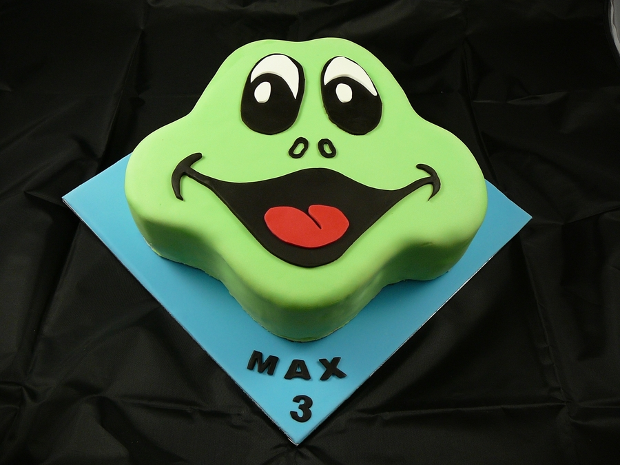 Freddo Frog Cake Cakecentral Com