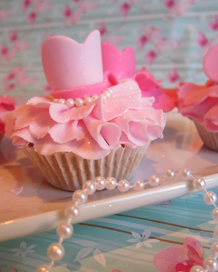 Ballet Dress Cupcakes Cakecentral Com