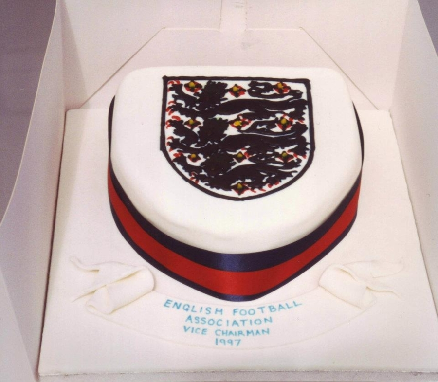 Plague Football Association Cake on Cake Central