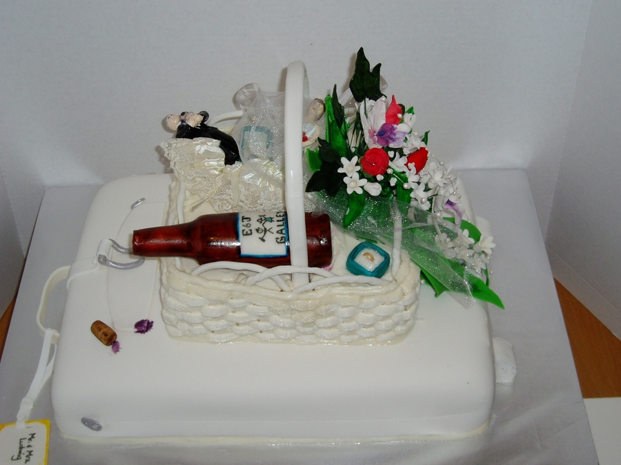 Flight Crew Wedding on Cake Central