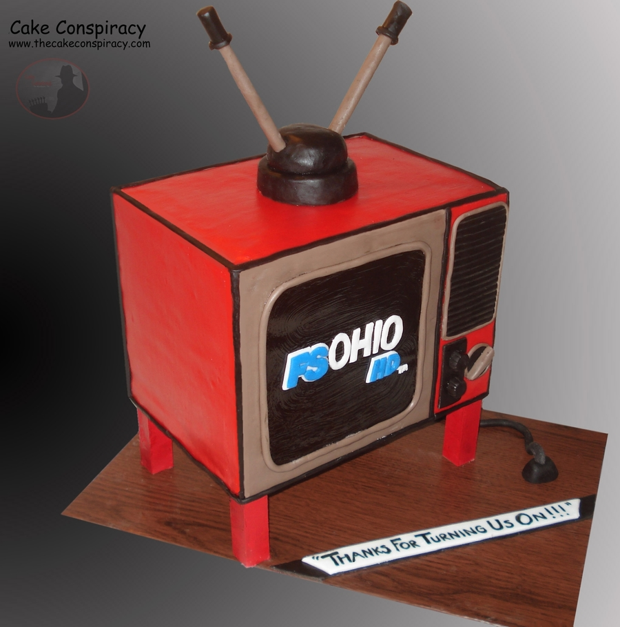 70's Style Tv  on Cake Central