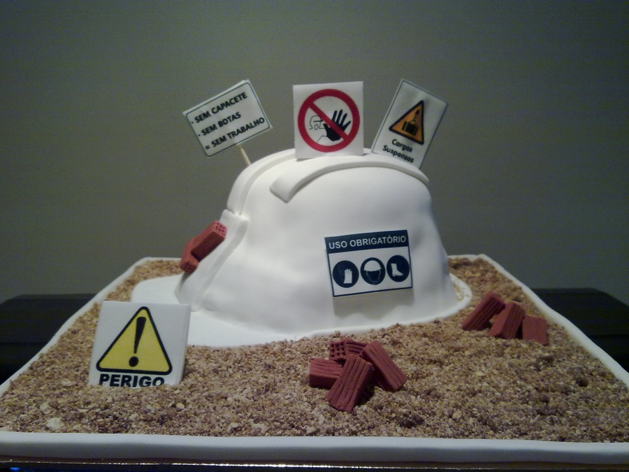 Birthday Cake For A Retired Chemical Engineer