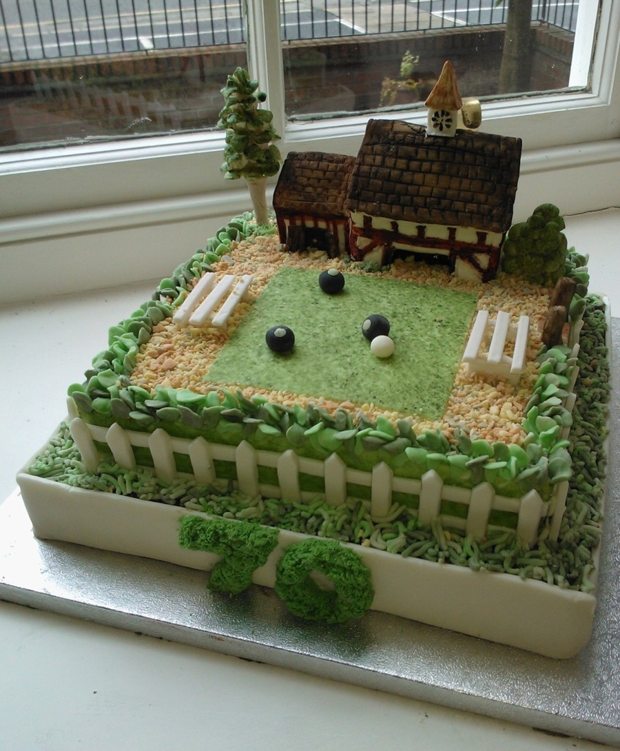The Bowling Green on Cake Central