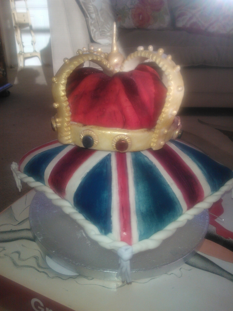Diamond Jubilee on Cake Central