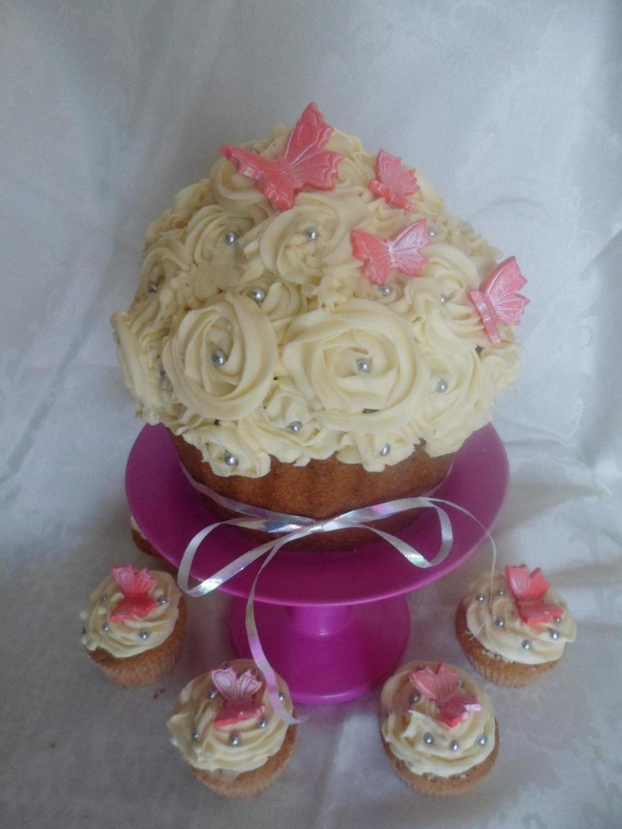 Made This For Visitors Couldnt Help Making It Look Presentable  on Cake Central