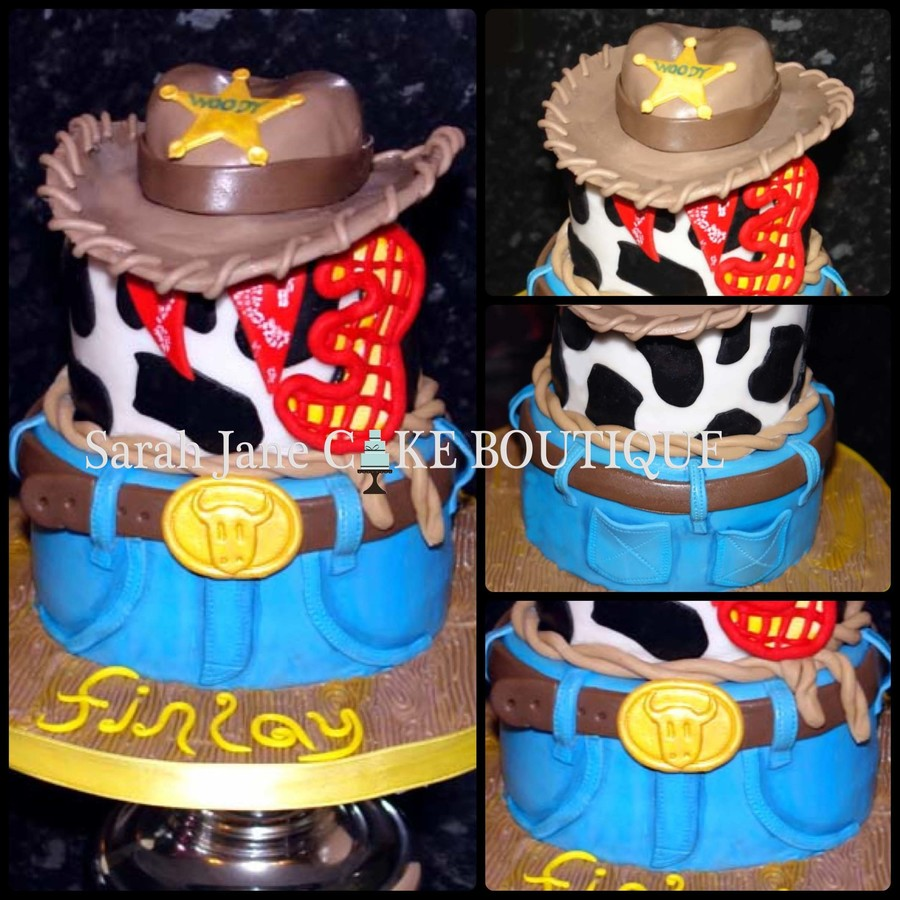 Woody Toy Story Cake on Cake Central