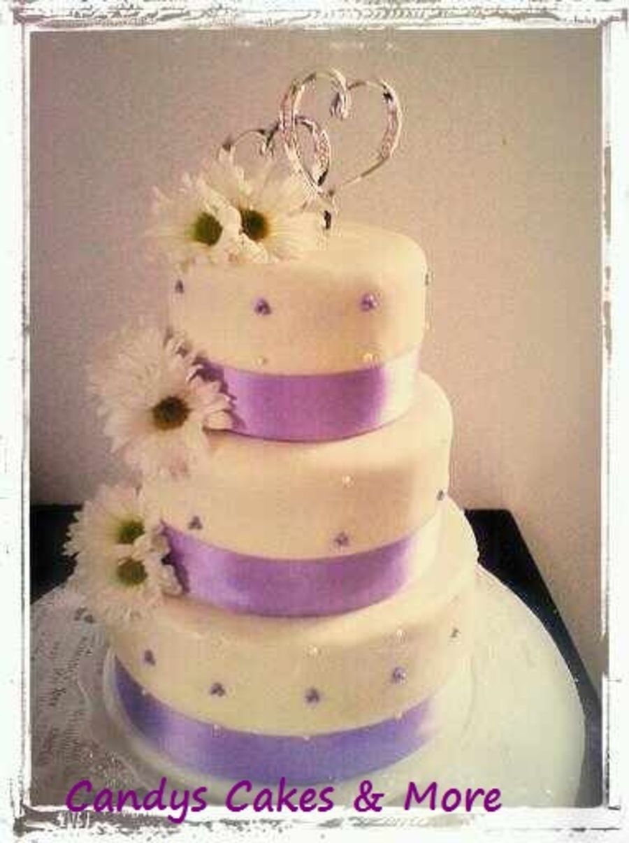 June Wedding on Cake Central