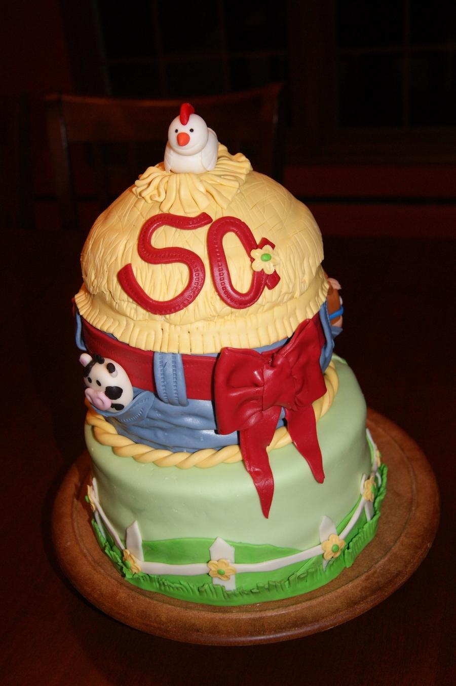 Farm Birthday Cake Cakecentral