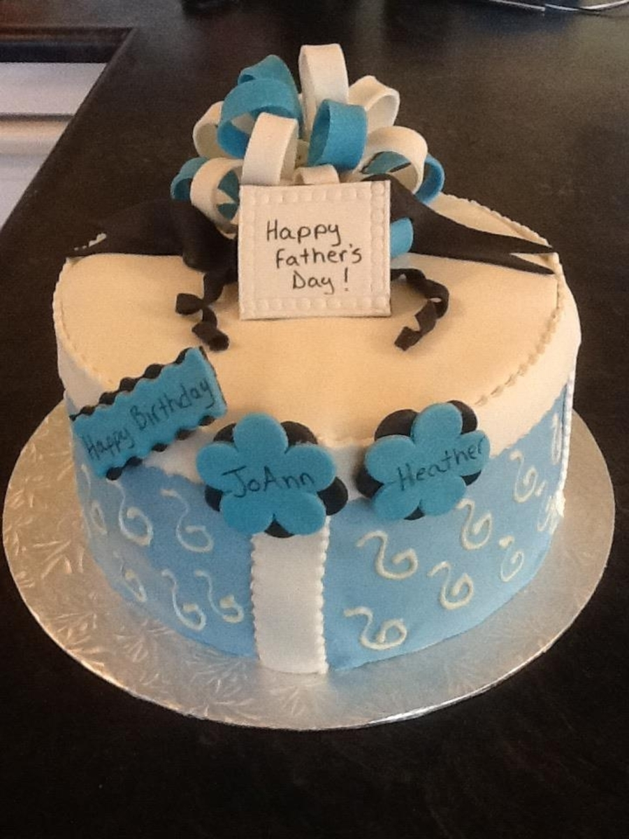 2019 year for girls- Fathers Happy day cake pictures