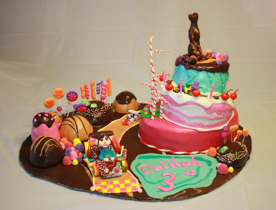 Sugar Rush Cakes