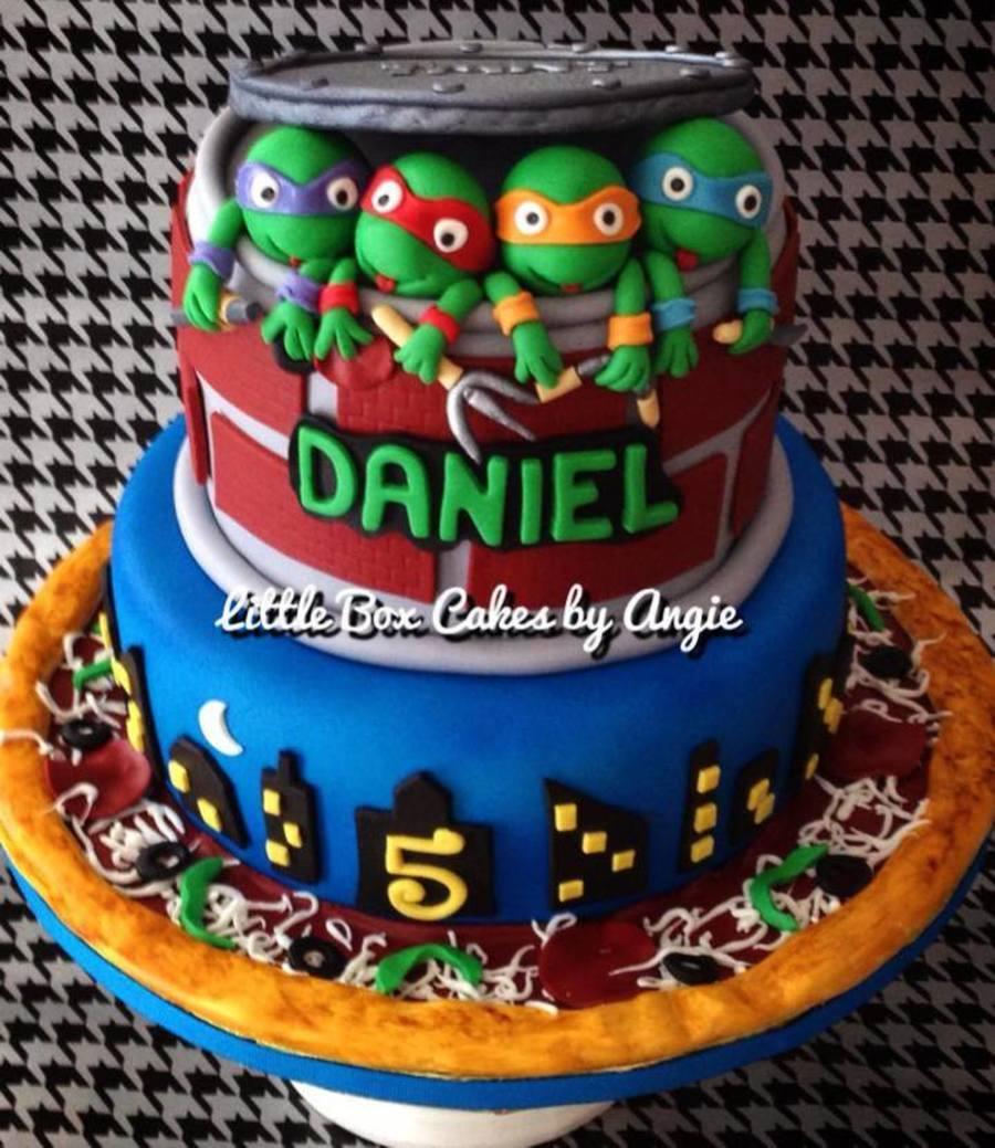 Cake Decorating Central Hours : Tmnt - CakeCentral.com