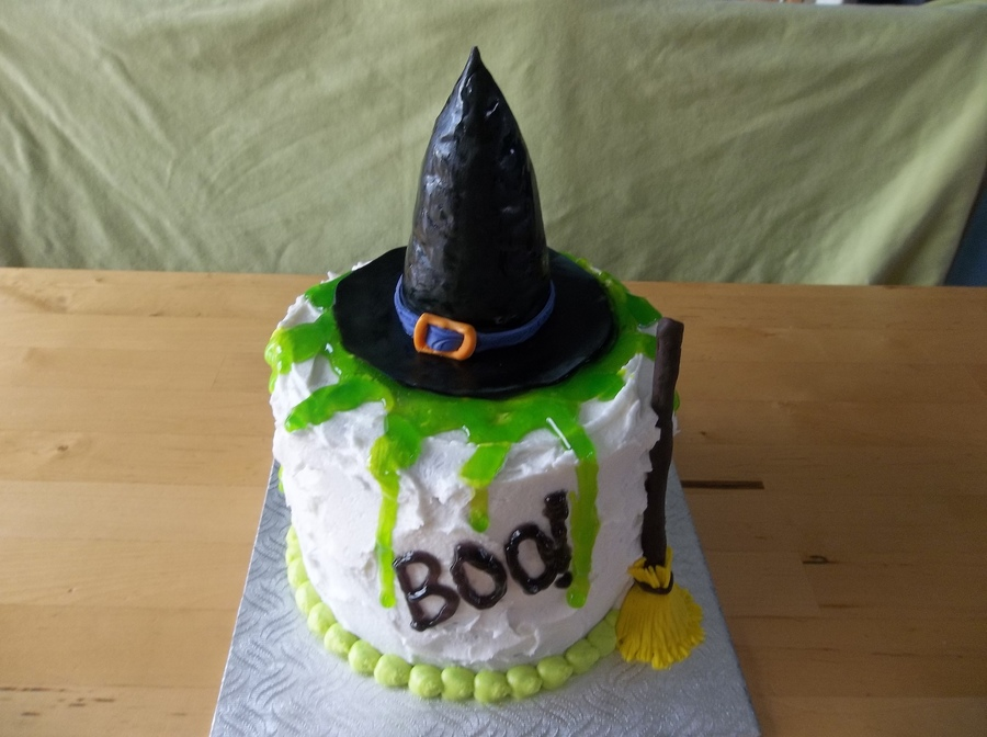 Vanished The Evil Witch on Cake Central