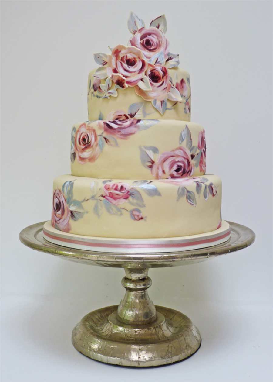 Dusky Rose on Cake Central