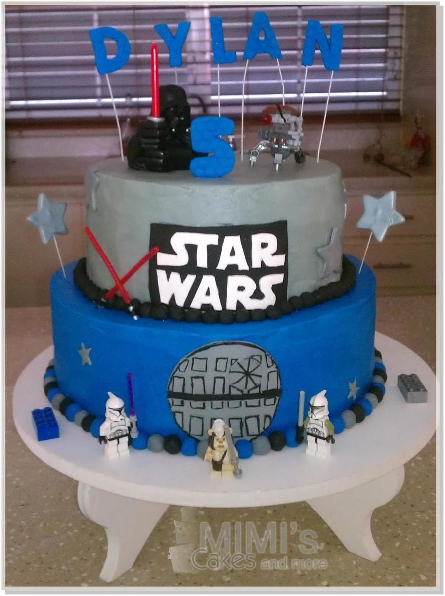 Star Wars Lego Cake on Cake Central