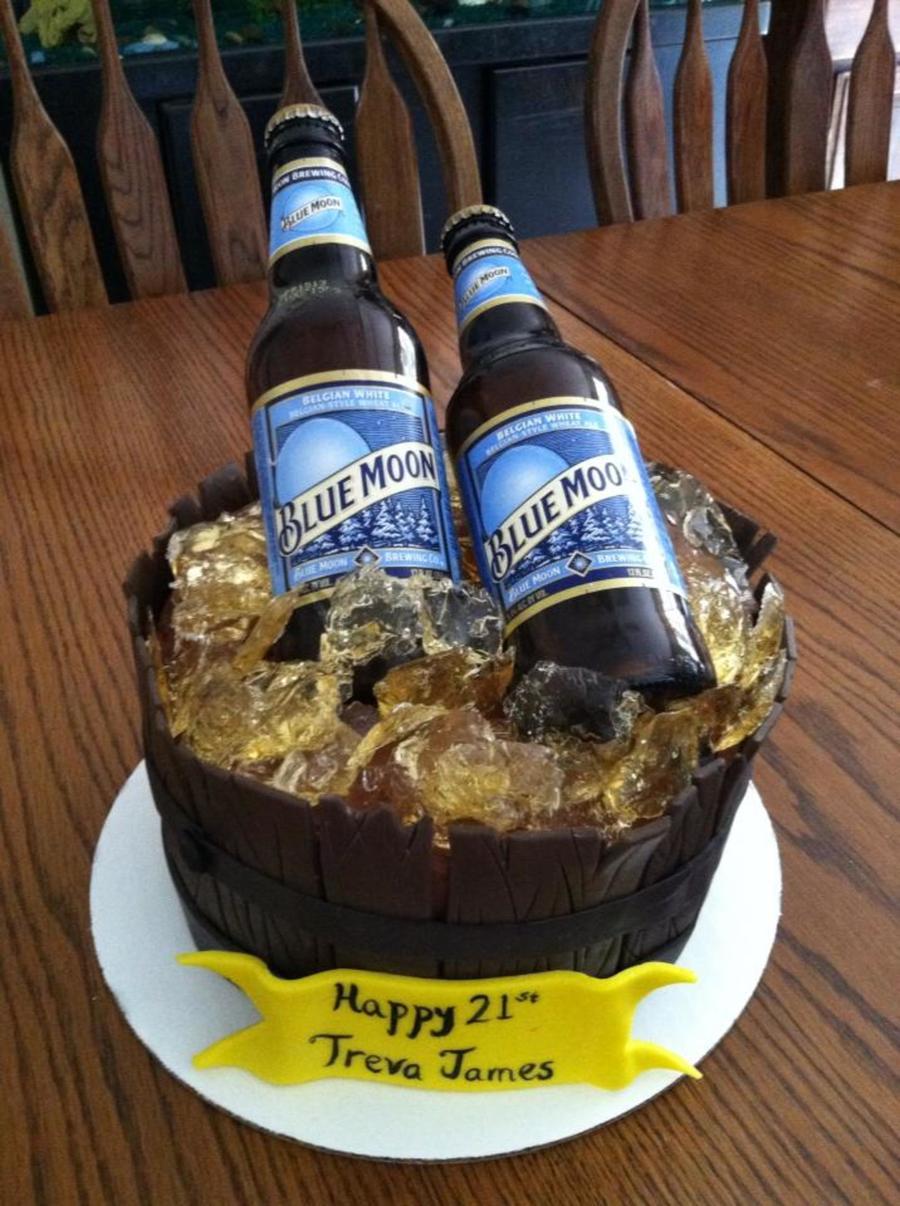 Blue Moon Beer Cake Recipe