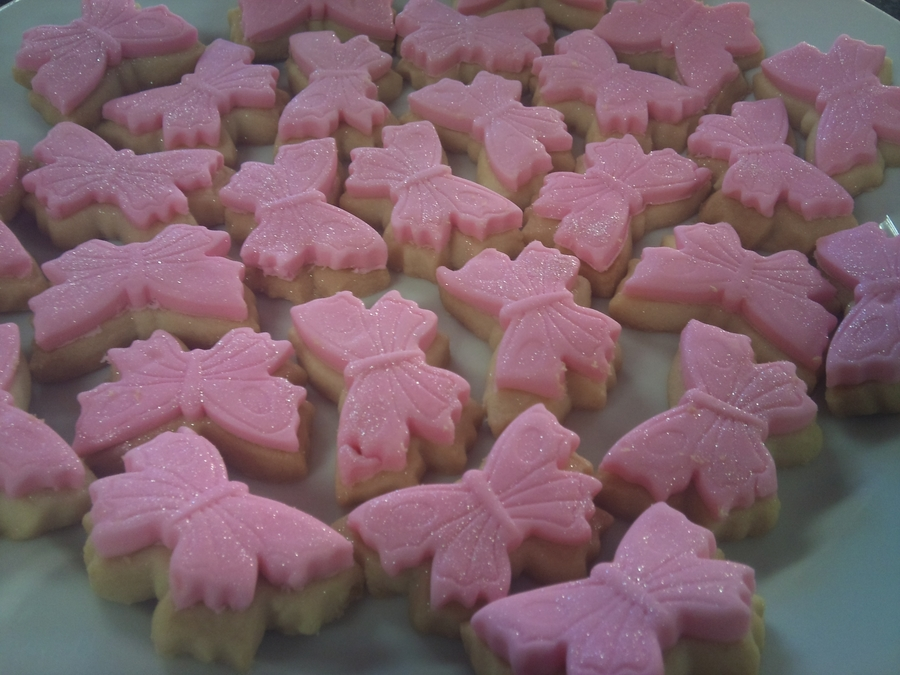 Little Butterflies For A Very Special Little Girl on Cake Central