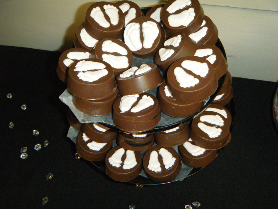 Chocolate Covered Oreos  on Cake Central