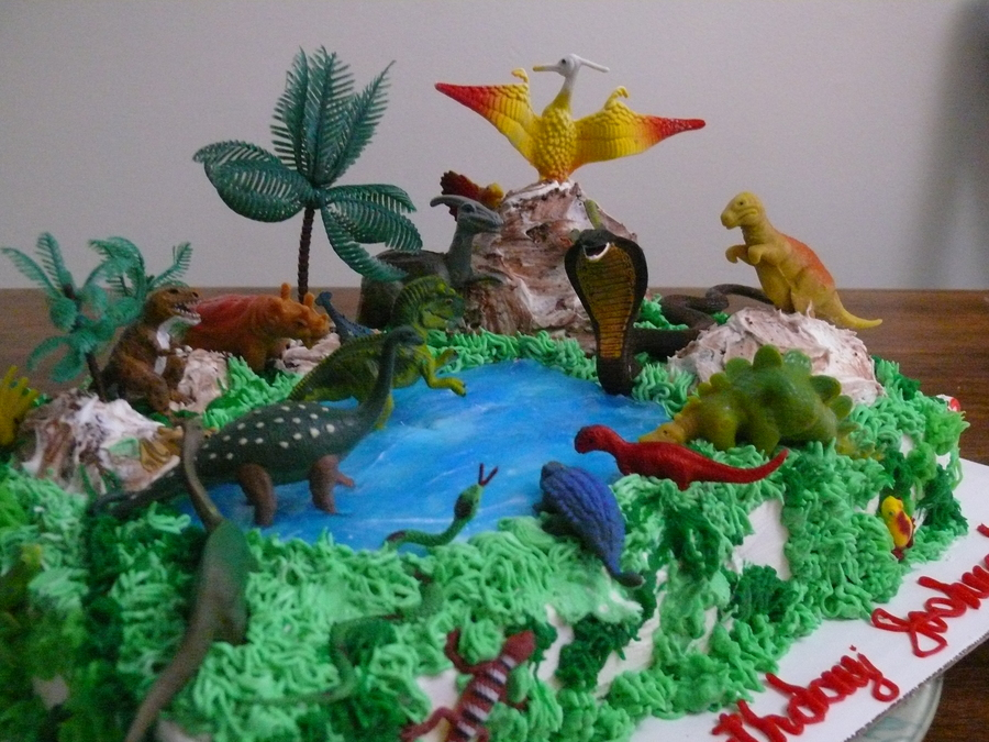 Dinosaur King Birthday Cake Image Inspiration of Cake and Birthday