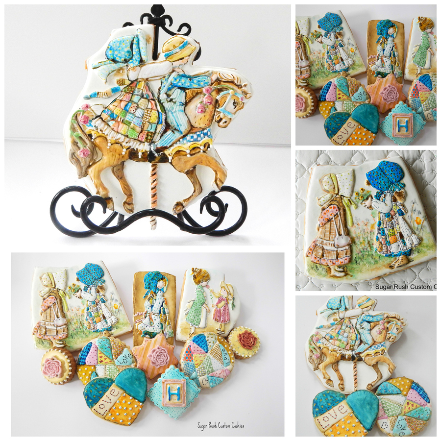Picmonkeycollagehollyhobbie  on Cake Central
