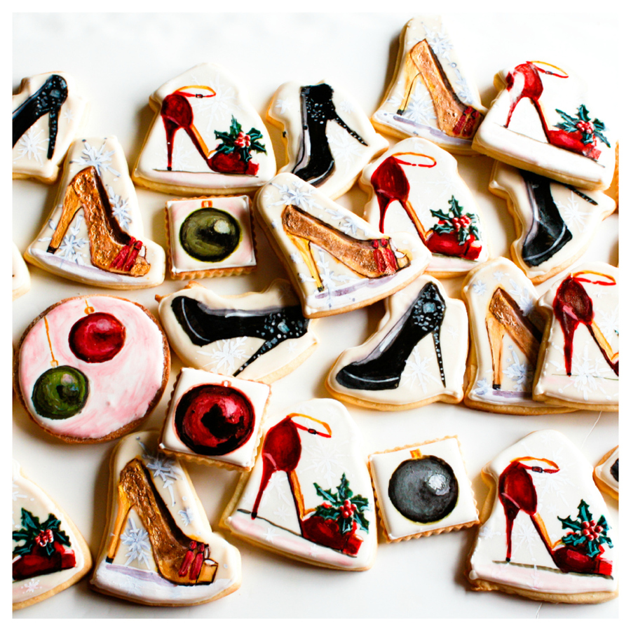 Christmasshoes on Cake Central