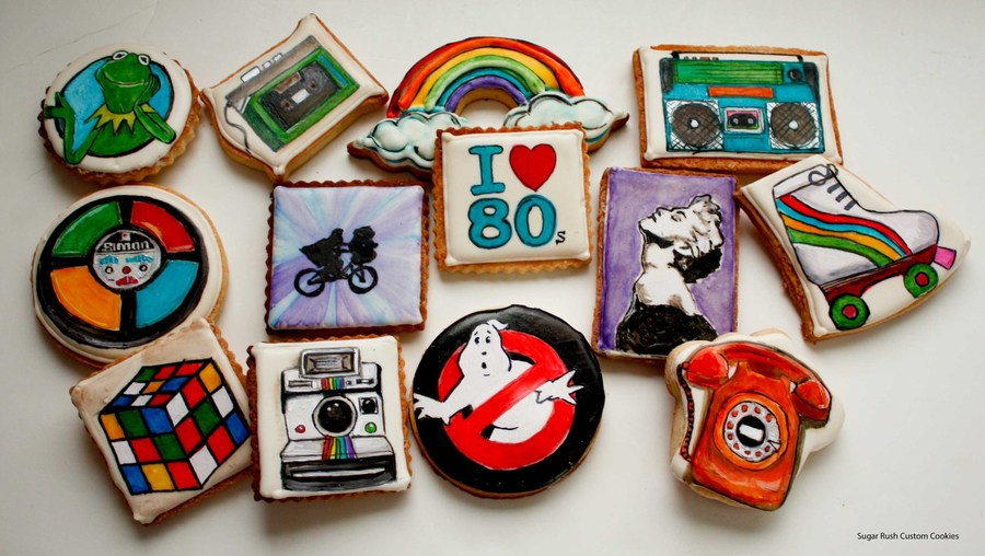 Are You An 80S Child on Cake Central