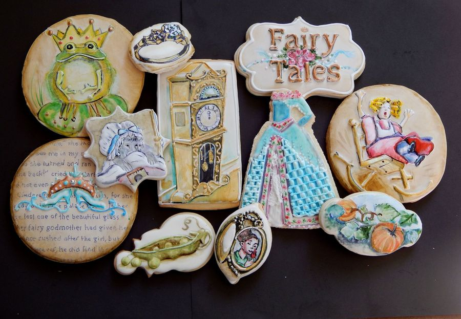 Fairy Tales on Cake Central