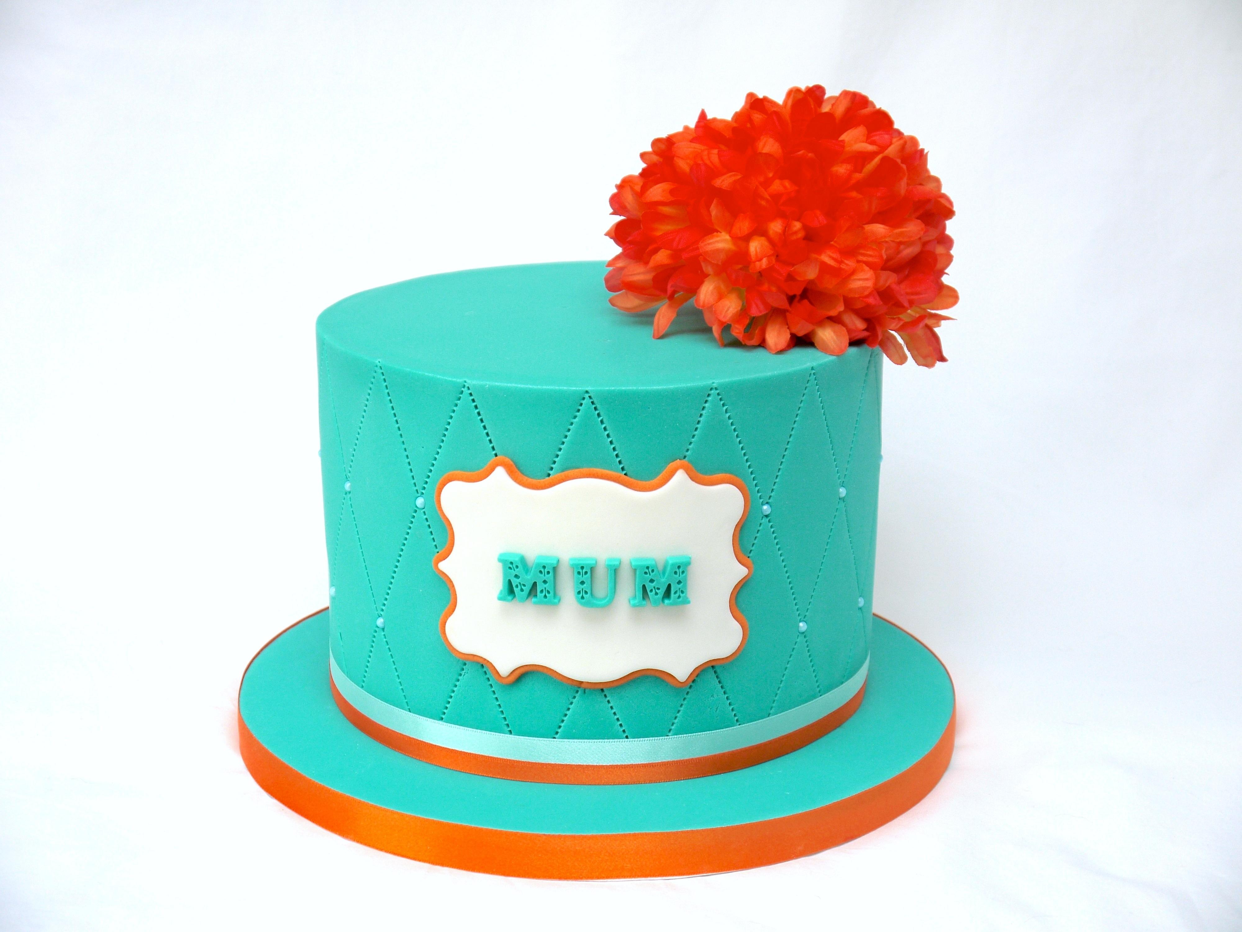 5 Little Ducks First Birthday Cake For Little Avina CakeCentralcom