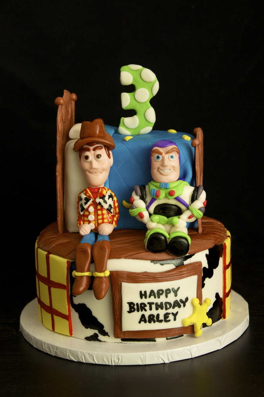 Toy Story Gum : Toy story cake cakecentral