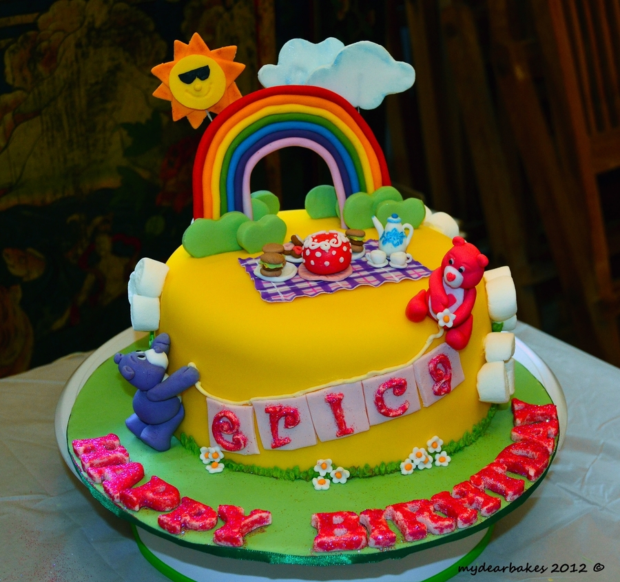 Birthday Cake Images For My Daughter : A Birthday Cake For My Friend s Lovely Daughter ...