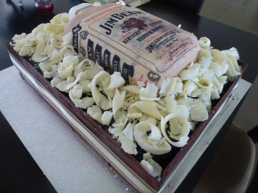 Jim Beam Cake Recipe