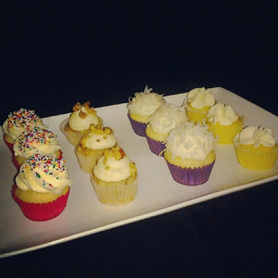 Mini Cupcakes on Cake Central