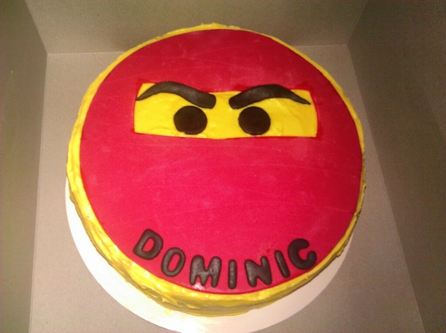 Lego Ninjago Cake on Cake Central