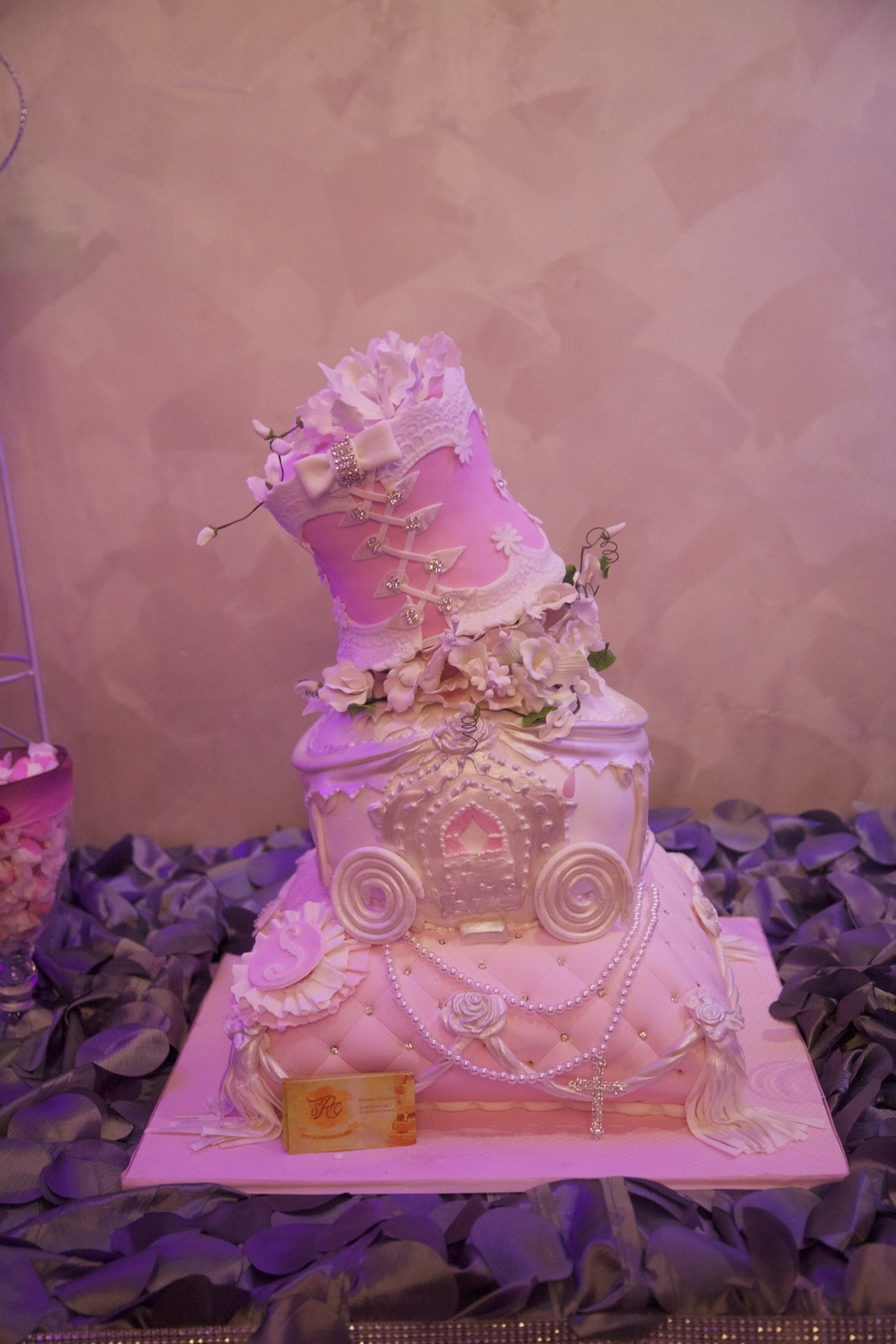 Cinderella Birthday Cake on Cake Central