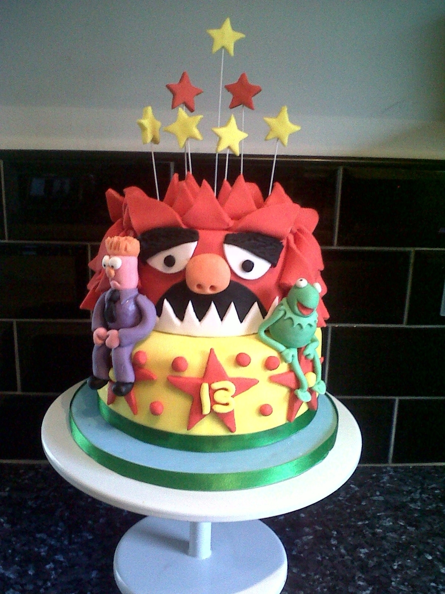 Muppets Cake on Cake Central