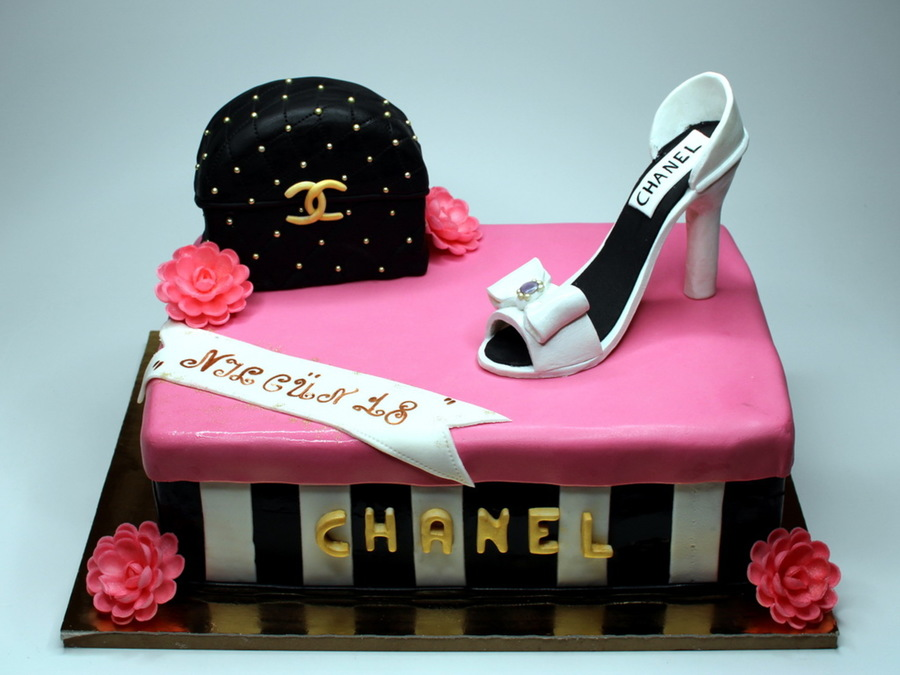 Chanel Birthday Cake For Girl on Cake Central