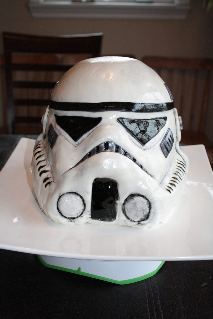Storm Trooper Cake on Cake Central