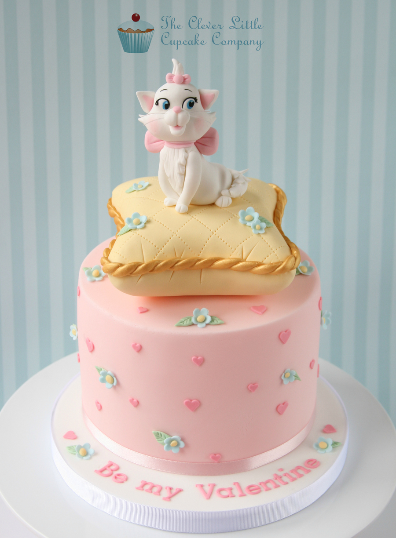 Aristocats Valentine S Cake Cakecentral Com