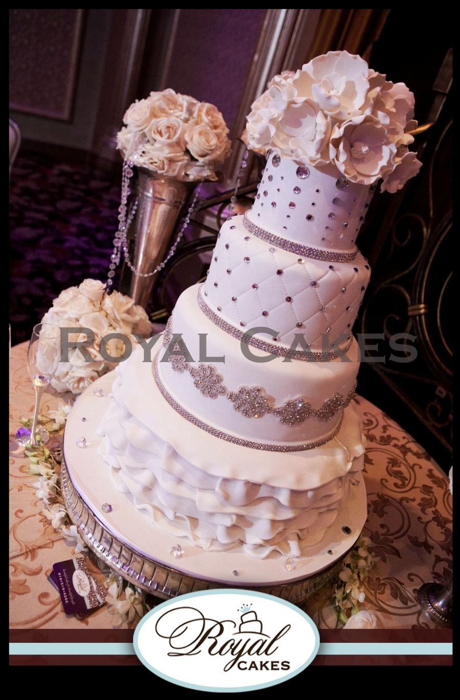 Simply Chic! on Cake Central