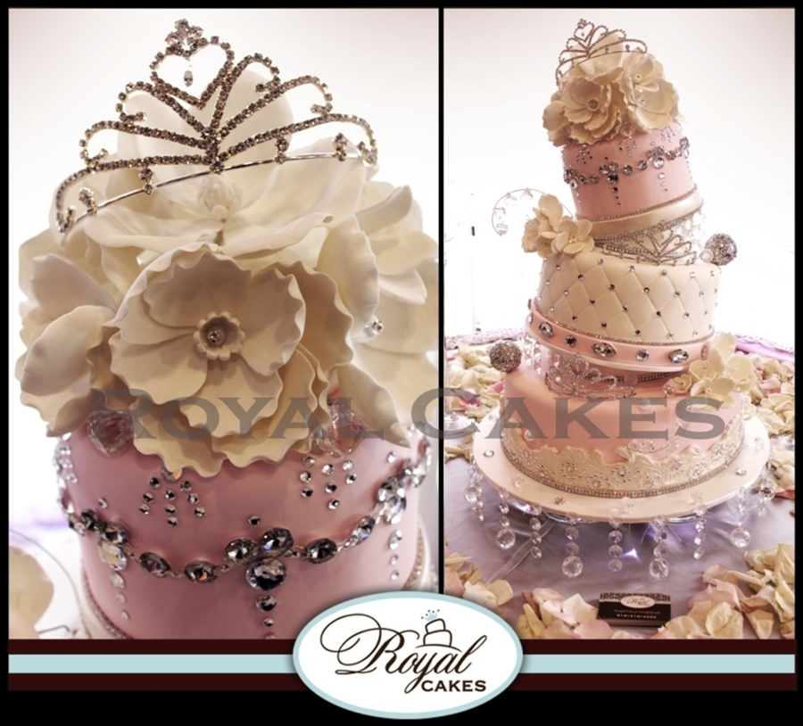 Fit For A Princess! on Cake Central